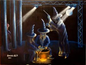 Theaterszene aus MacBest